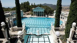 Hearst Pool San Simeon California USA