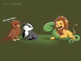 Animales Hogwarts