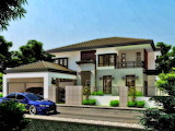 Dream House Design - Simple Two Story House
