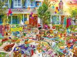 Yard Sale by Aimee Stewart