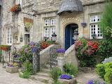 In Rochefort-en-Terre , France