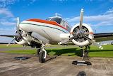 1964 Beech H-18 Tri-Gear