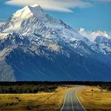 Mount Cook ,New Zealand