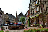 Kaysersberg,Alsace,France