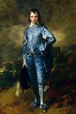 The Blue Boy Thomas Gainsborough