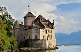 Montreux, Castle