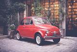 Fiat Car Auto Vehicle