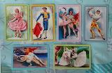 Swap Cards dancers x6