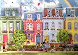 Rainbow Street~ LisaAlderson