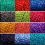 Color Blocks of Colored Yarn