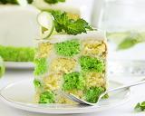^ Cake, mint, lime, dessert