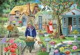 Country Garden art