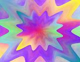 Double Rainbow Star
