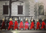 Horseless guards