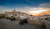DaltVila Ibiza BalearicIslands Queverenespana