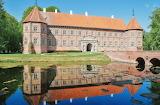 Voergaard Castle, Denmark