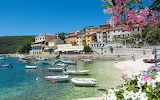 In Rabac, Istria, Croatia