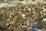 Ruins medieval city Shali Egypt.
