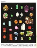 Science Tumblr Scientificillustration Cristals II