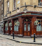 Shop pub London Soho