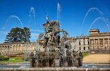 Perseus and Andromeda fountain