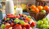 Delicious-fruit-salad-strawberries-grapes-blueberries