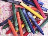 Crayolas de colores