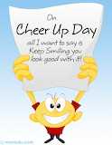 cheer up day