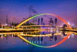 Rainbow Bridge Dubai