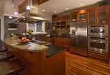 Cálida cocina