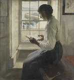Harold Harvey, The new book, 1920