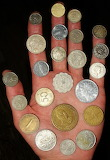 #Handful of Coins