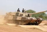 Indian Arjun Tank