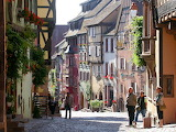 somewhere in Alsace,France
