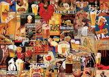Vintage-beer-collage by Aimee Stewart