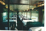Vancover Trip Dinner Car - Glen Smith Photo