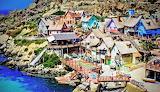 Popeye Village Island of Malta