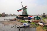 Dutch timber mill