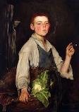"Frank Duveneck ""The Cobbler's Apprentice"""