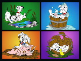 ☺ Collage- 101 Dalmatians