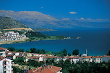 Egirdir, Lake Egirdir, Isparta Province, Turkey