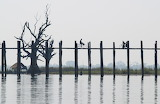 Myanmar - Pont U Bein