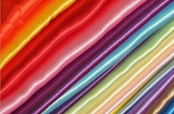 Colours-colorful-silk fabric