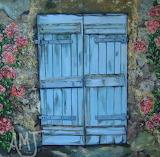 Blue door...............................x
