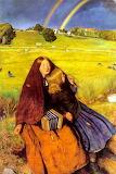 Blind girl~John Everett Millais