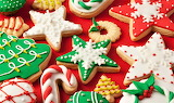 #Frosted Christmas Cookies