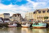 France, Trouville-sur-mer
