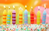 #Birthday Candles