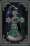 cross with crow