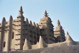 Mali mosquée Djenné